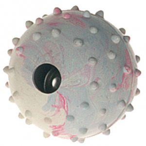 Flamingo Rubber Bal Met Bel 50Mm