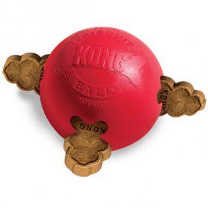 Kong Biscuitball voor honden klein